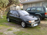1990 Toyota Starlet Overview
