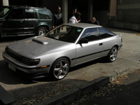 Picture of 1987 Toyota Celica GT liftback, exterior