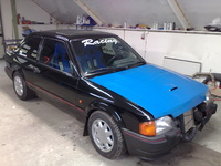 Picture of 1989 Ford Escort, exterior