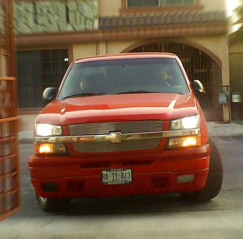 2005 Chevrolet Silverado 1500 SS