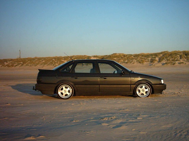 Picture of 1992 Volkswagen Passat 4 Dr GL Sedan, exterior