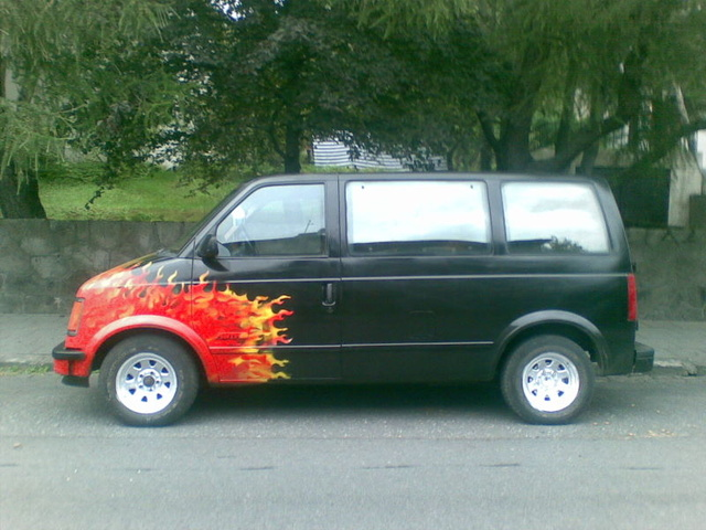 Picture of 1989 Chevrolet Astro