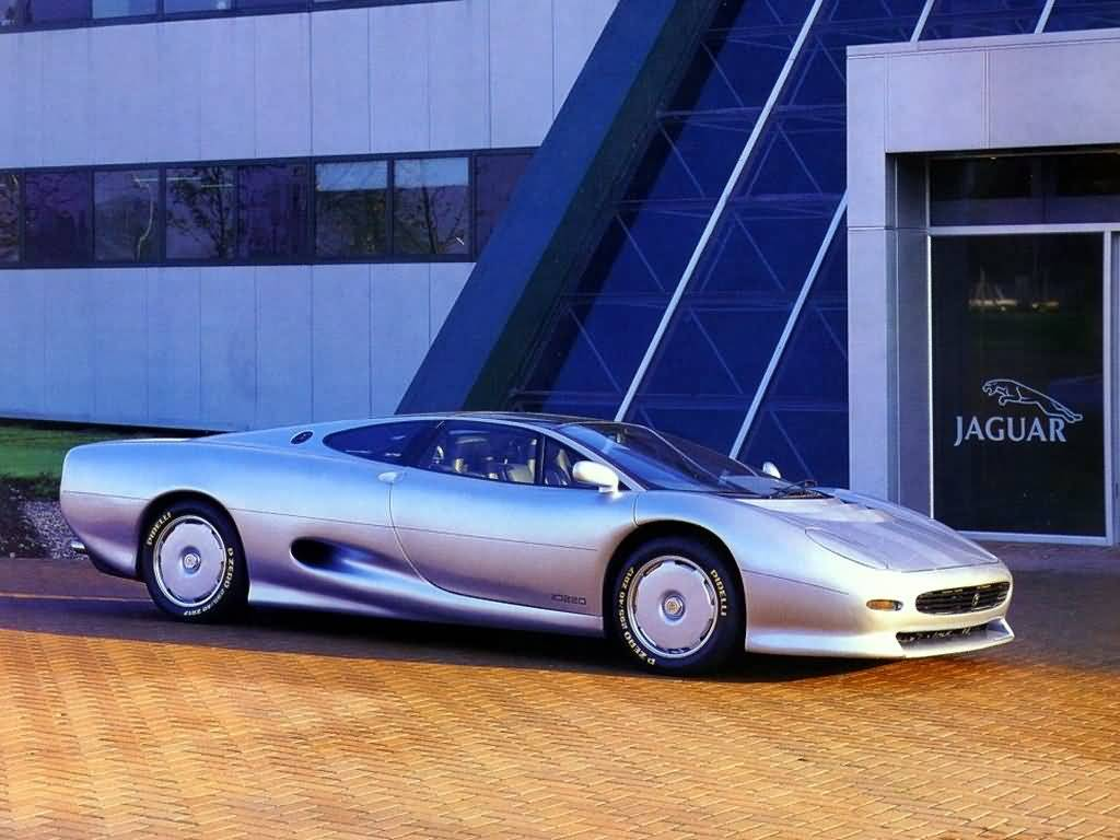does everyone love this car as much as i do jaguar xj220 autos. Black Bedroom Furniture Sets. Home Design Ideas