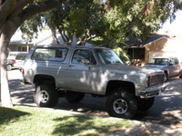 Picture of 1983 Chevrolet Blazer, exterior