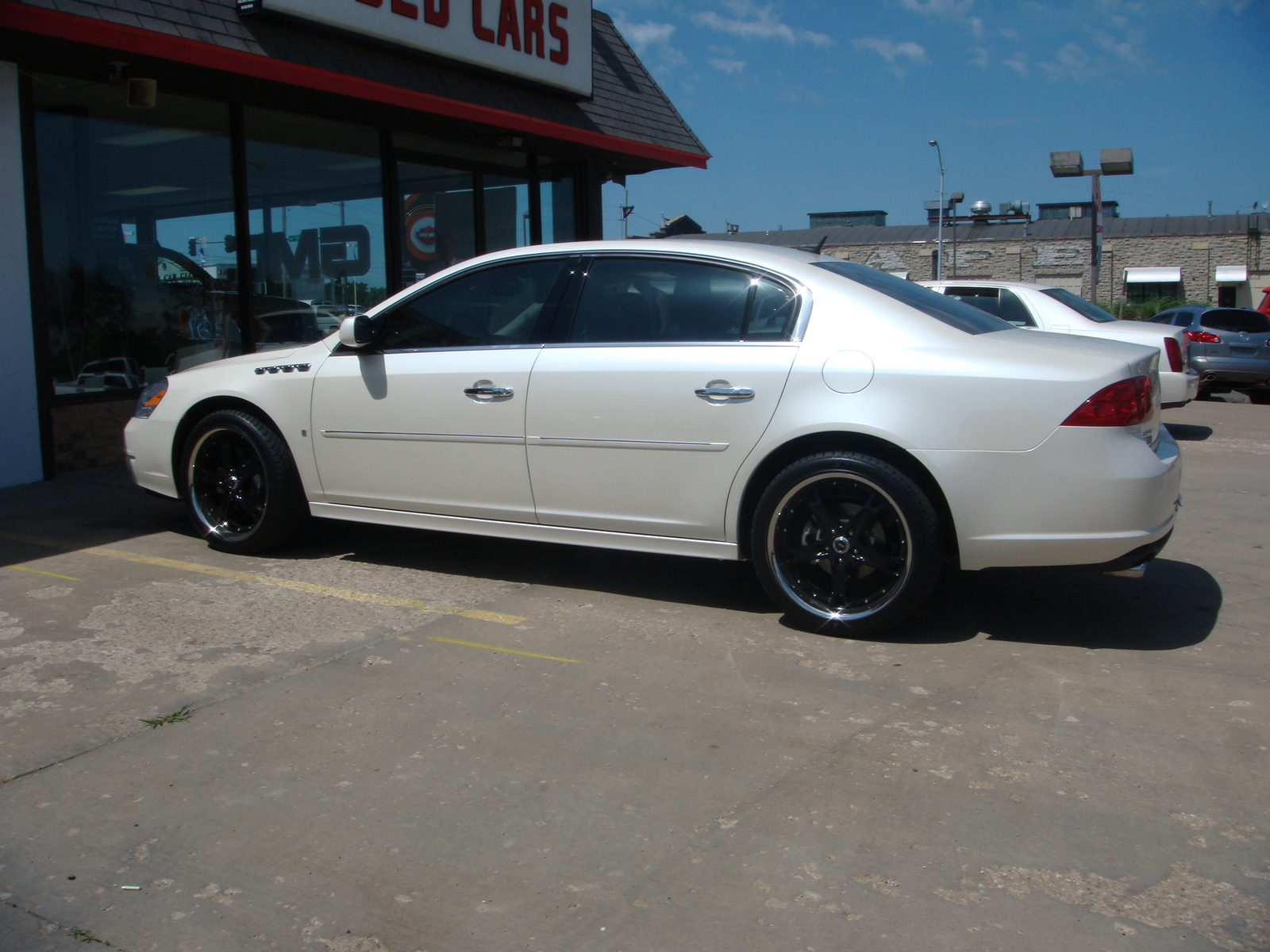 2008 buick lucerne cxs related infomation specifications weili automotive network. Black Bedroom Furniture Sets. Home Design Ideas