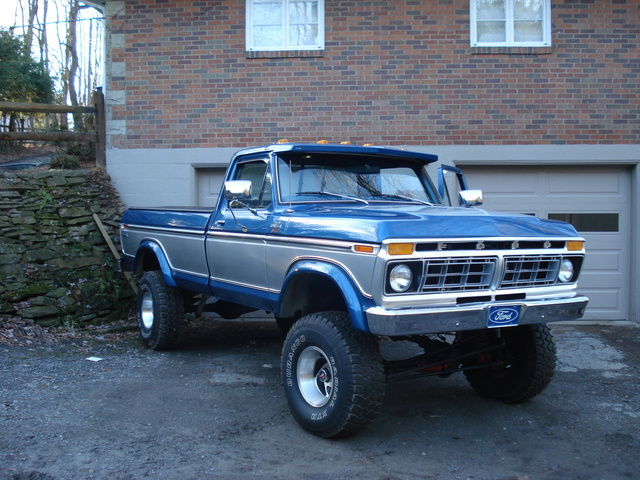 1976 Ford F-150 - Pictures - CarGurus