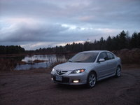 Picture of 2008 Mazda MAZDA3 s Grand Touring, exterior