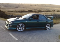 1999 Subaru Impreza Picture Gallery