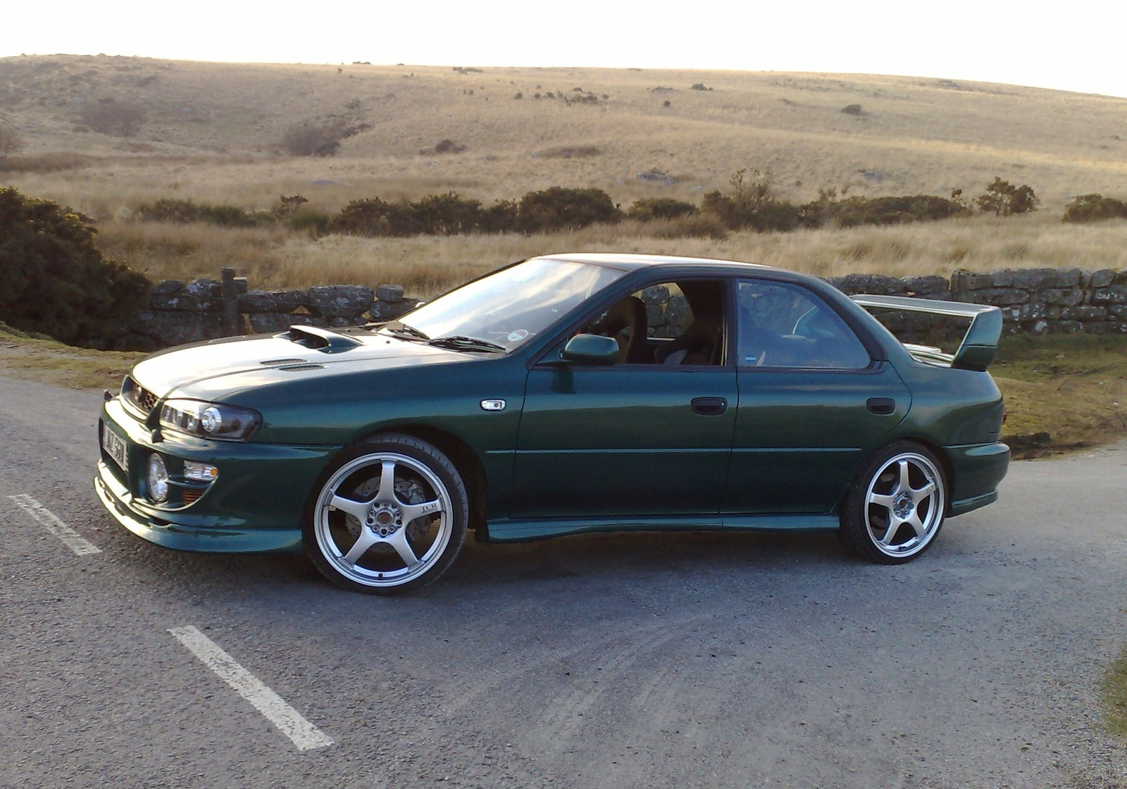 1999 Subaru Impreza 4 Dr L AWD Sedan picture