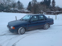 1988 Ford Orion Picture Gallery