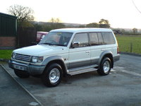 Picture of 1991 Mitsubishi Pajero, exterior, gallery_worthy