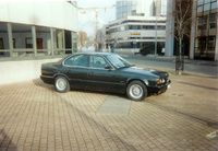 1995 BMW 5 Series, 1995 BMW 525 picture, exterior