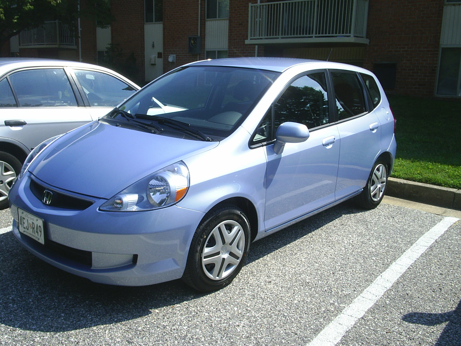 2008 Honda Fit Pictures Cargurus