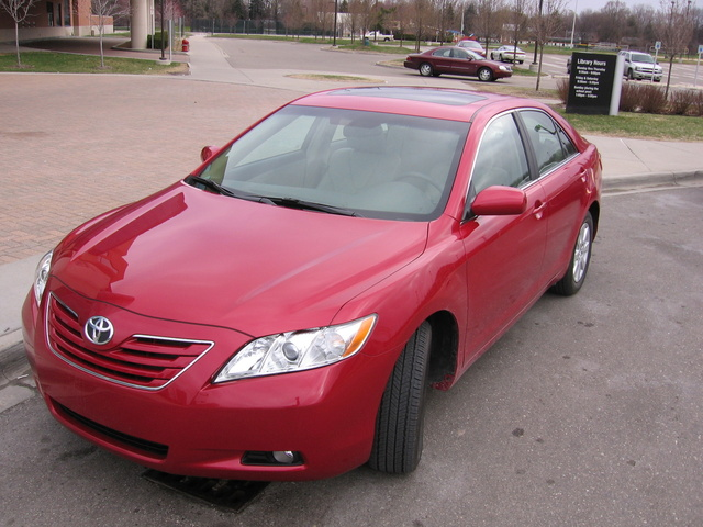 Picture of 2008 Toyota Camry XLE