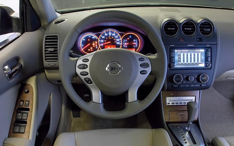 Kingston Nissan Altima Hybrid 2008