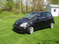 2004 Toyota ECHO Picture Gallery