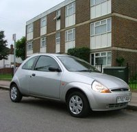 1999 Ford Ka, My first car, exterior