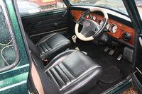 Picture of 2000 Rover Mini, interior