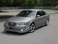 Amazing Picture Of 2002 Nissan Maxima GLE, Exterior, Gallery_worthy