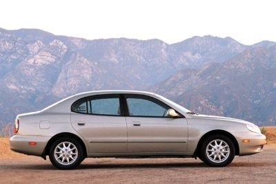 Picture of 2002 Daewoo Leganza