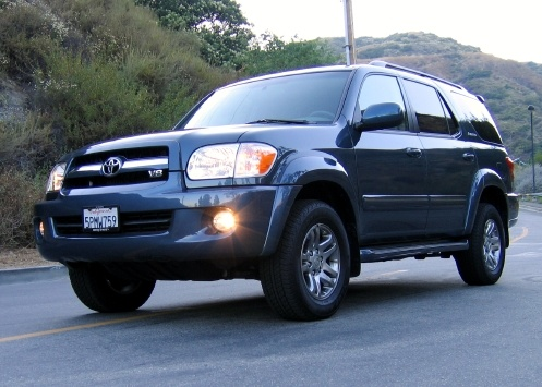 Picture of 2006 Toyota Sequoia, exterior, gallery_worthy