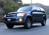 2006 Toyota Sequoia Picture Gallery