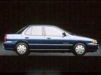 1993 Isuzu Stylus Overview