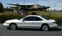 Picture of 1993 Lincoln Mark VIII, exterior