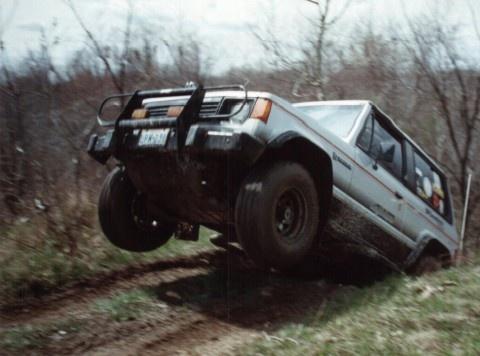Picture of 1987 Dodge Raider, exterior