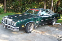 1977 Oldsmobile Cutlass picture, exterior