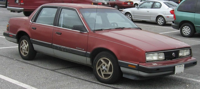 Picture of 1991 Pontiac 6000