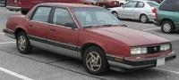 1991 Pontiac 6000 Overview