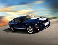 2009 Ford Shelby GT500 Coupe picture, exterior, manufacturer