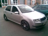 Picture of 2002 Skoda Fabia, exterior, gallery_worthy