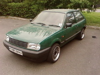 Picture of 1993 Volkswagen Polo, exterior