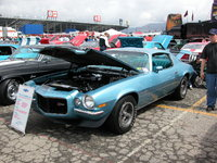Picture of 1970 Chevrolet Camaro, exterior, gallery_worthy
