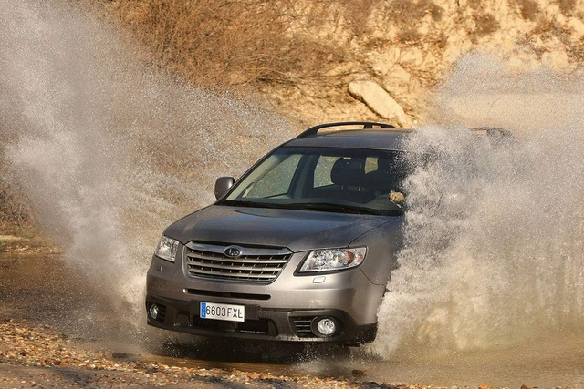 Picture of 2009 Subaru Tribeca Limited 5-Passenger, exterior, gallery_worthy
