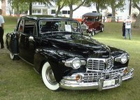 1948 Lincoln Continental, exterior