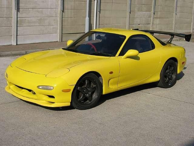 picture of 1995 mazda rx 7 regan wants this mazda rx 7 check it out. Black Bedroom Furniture Sets. Home Design Ideas
