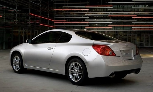Picture of 2009 Nissan Altima Coupe