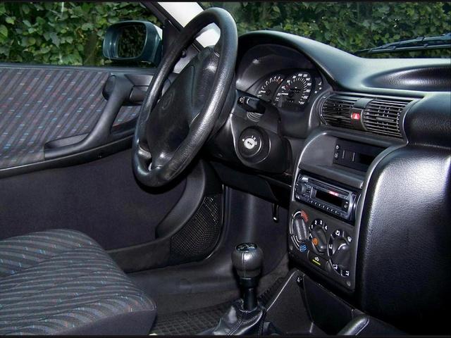 1997 Opel Astra - Interior Pictures - CarGurus