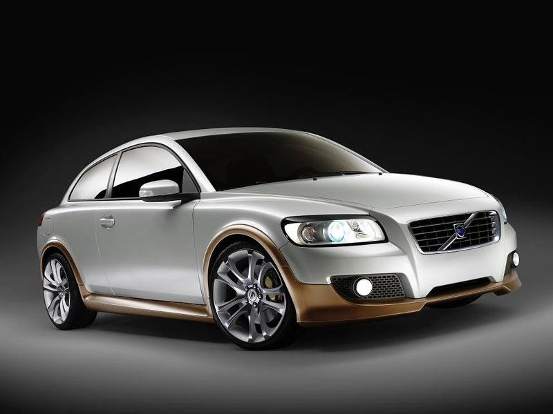 2005 Volvo C30 Design Concept. Volvo C30 T5 R Design