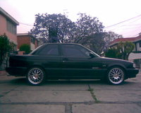Picture of 1994 Nissan Sunny, exterior, gallery_worthy