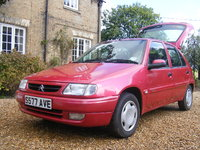 Picture of 1996 Citroen Saxo, exterior