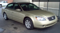2003 Nissan Altima Picture Gallery