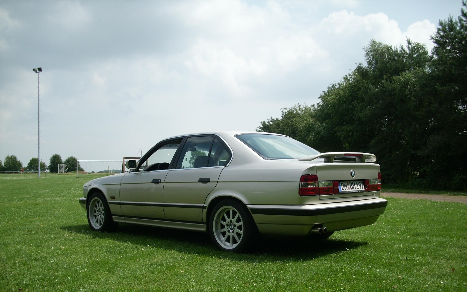 1990 bmw 5 series exterior pictures cargurus. Black Bedroom Furniture Sets. Home Design Ideas