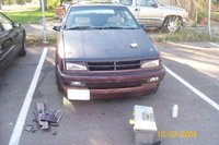 Picture of 1993 Dodge Shadow 2 Dr ES Hatchback, exterior, gallery_worthy