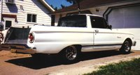 1963 Ford Ranchero Overview