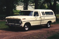 1970 Ford F-100, 1979 Ford F-100 picture, exterior