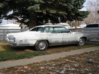 1975 Oldsmobile Ninety-Eight Overview